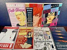 Complete Series PHONOGRAM THE SINGLES CLUB 1 2 3 4 5 6 7 (1-7) Image Comic Lot