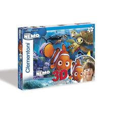 Puzzles Clementoni en carton