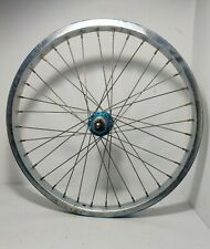 Old School BMX Racing Araya 20x1.75 wheel + Campagnolo Hub Japan