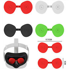 For Oculus Quest 2 VR Glasses Silicone VR Lens Protector Cover Dustproof Pad