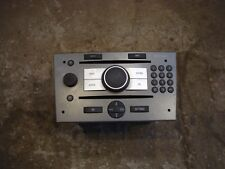 VAUXHALL VECTRA C CD 70 NAVI CD RADIO NAVI HEAD UNIT WITH DISC 1318847LQ 15#112