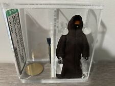 1977 Star Wars Jawa Small Hood/Smooth Cape AFA U85+