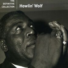 Howlin' Wolf - Definitive Collection [New CD] Rmst