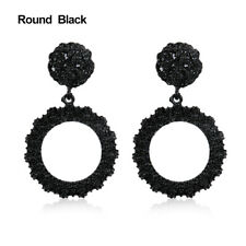 New Trendy Punk Women Boho Dangle Drop Earing Geometric Ear studs Statement