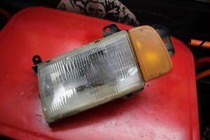 92-98 Geo Tracker Suzuki Sidekick Left Driver Headlight Lamp Assembly