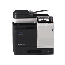 Konica Minolta Bizhub C3850 A4 Color Laser Copier Printer Scan Finisher 40 Ppm