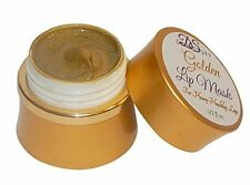 Golden Plumping Lip Mask w/ Vita-Marine Avocado, Argan oil, Caffeine,& More!