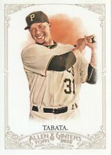 2012 Topps Allen & Ginter Baseball #272 Jose Tabata Pittsburgh Pirates