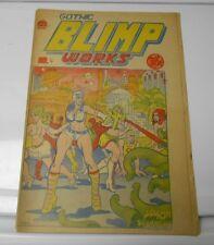 1969 GOTHIC BLIMP WORKS #4 R CRUMB S Clay Wilson SPAIN VG+
