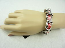 MIMCO Jewellery Punklove Chain Wrist/ Bracelet BNWT- in Scarlet- rrp$99.95