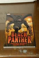Black Panther Who is Black Panther TPB 1st print high grade reginald hudlin