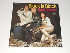 Belle Epoque-LP-BLACK IS BLACK - 1977 discoteca-club-EDIZIONE SPECIALE 27 647-7