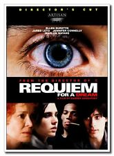 "Requiem For a Dream 24""x16"" Fiber Silk Classic Poster Wall Decoration Cool Gift"