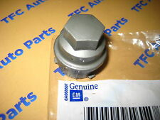 Chevy Buick Pontiac HHR Malibu Dark Silver Lug Nut Cap Cover OEM New Genuine GM