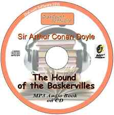 The Hound of the Baskervilles  - Sir Arthur Conan Doyle MP3 Audio Book 15 eps CD