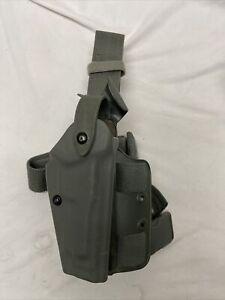 Used Safariland 6004 Foliage M9 Beretta 92F Right Hand