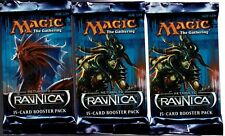 MAGIC THE GATHERING-  RETURN TO RAVNICA-    3 PACK LOT
