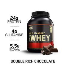 Optimum Nutrition Gold Standard 100% Whey Protein Powder, * PICK FRAVOR *, 5LB