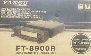 Yaesu ft-8900r Quad Band Transceiver