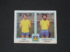 549 AUBURTIN FEDAK THIONVILLE PANINI FOOTBALL 80 1979-1980