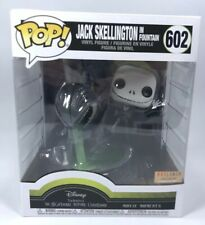 Funko Pop Disney #602 Jack Skellington Fountain Box Lunch Exclusive Glows Dark