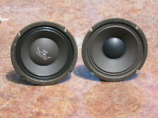 Pair 8'' Universiity 8-16 ohm Woofers used in University 2 way system Model 3-80