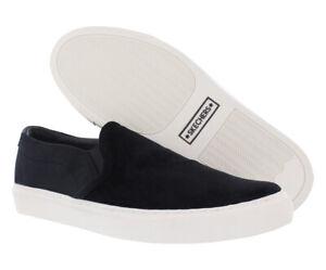 Skechers Vaso Velveteen Slip-On Womens Shoes Size, Color: Black