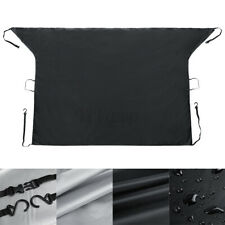 Magnet Car Windshield Cover Sun Shade Shield Snow ICE Dust Frost Truck Van SUV