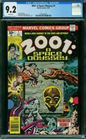 2001: A Space Odyssey #1-CGC 9.2 NM- 1976 Jack Kirby Classic