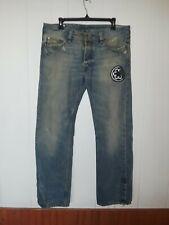 Men Diesel Adidas Viker-ad Jeans Sz 34X30