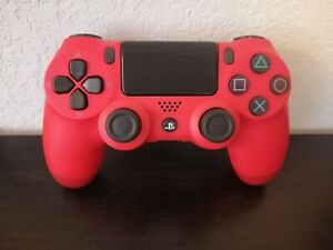Dualshock PS4 wireless remote controller for sony playstation 4 - Red