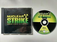 Nuclear Strike PC CD-ROM EA Game 1999 for Windows 95 / 98