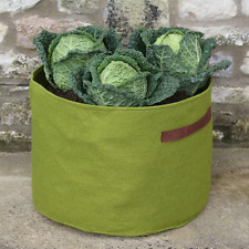 VIGOROOT 37L Large Grow Bag Planter Vegetable Potato Carrot Growbag Plant Pot