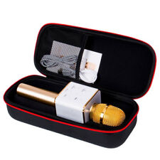 Wireless Bluetooth Q7 Q9 Karaoke KTV Microphone Speaker Singing Machine Player M
