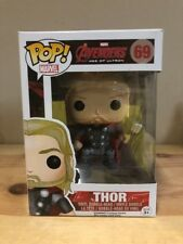 Funko Pop Thor #69 Avengers Age Of Ultron Retired/vaulted