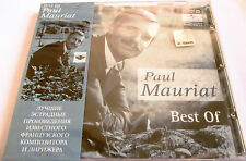 "PAUL MAURIAT - RUSSIA CD ""BEST OF"" - NEW - NEUF"