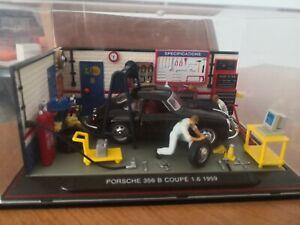 PORSCHE 356 B COUPÉ 1959 MODELLINI 1/43