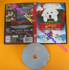 DVD film ZAMPA E LA MAGIA DEL NATALE DISNEY BIA 0215102 Z3B no vhs (D6)
