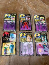 LEGENDS OF BATMAN Lot Catwoman /Joker /NightWing 1994 KENNER