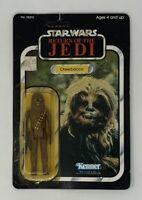 Star Wars ROTJ Chewbacca 1983 action figure
