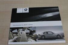 123992) BMW 3er Reihe Coupe E92 - individual - Prospekt 01/2009
