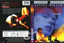 Embrace of The Vampire (1995 - Alyssa Milano / DVD)