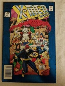 X-Men 2099 #1 (Oct 1993, Marvel)