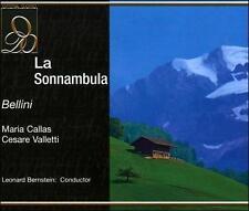 Vincenzo Bellini: La Sonnambula (CD, Sep-1997, 2 Discs, Opera D'Oro)