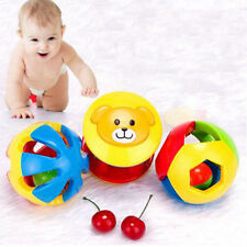 3Pcs Baby Toy Little Loud Jingle Ball Training Grasping Ability Toy
