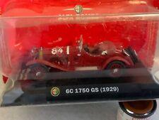 Alfa Romeo 6C 1750 GS (1929) Spider Zagato # 84. 1930 Mille Miglia.