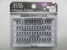 (LOT OF 72) Ardell Duralash MEGA Knot free Long Individual Flairs -New-