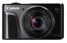 Canon digital camera PowerShot SX720 HS black optical 40x zoom PSSX720HSBK