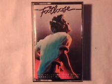 COLONNA SONORA Footloose mc cassette k7 ITALY RARISSIMA COME NUOVA RARE LIKE NEW