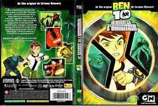 DVD Ben 10 - Le secret de l'Omnitrix | Anime | Lemaus